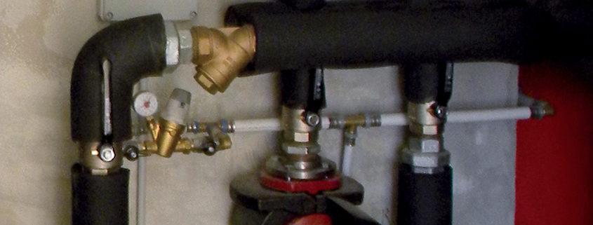 Impianti idro-termosanitari